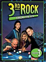 3rd Rock From the Sun: Season 3 [DVD] [Import]