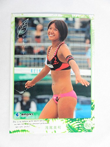 BBM2012リアルヴィーナス【レギュラーカード】25浅尾美和/ビーチバレー