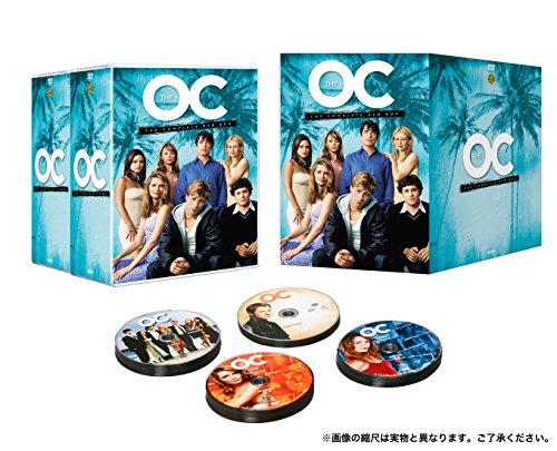 The OC <シーズン1-4> DVD全巻セット(45枚組)