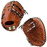 ハイゴールド 軟式 ファースト ミット NPF-260 グローブ 軟式 HI-GOLD 【Sale】 野球用品 スワロースポーツ ブラウン 右投用(LH)