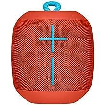 Ultimate Ears WONDERBOOM Super Portable Waterproof Bluetooth Speaker RED (Renewed)
