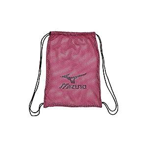 MIZUNO(ミズノ) プールバック メッシュバッグ(S) N3JM700064 W35×H45cm ピンク