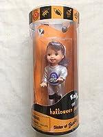 Barbie Kelly Halloween Party Kelly as an Alien Doll by Mattel [並行輸入品]