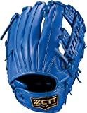 ゼット(ZETT) 少年軟式野球 グラブ グランドヒーロー オールラウンド用 右投げ用 サイズ:M(身長130~145cm向け) ロイヤルブルー(2500) BJGB76130