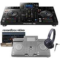 Pioneer XDJ-RX2(ブラック) + アクセサリーセット [ダストカバー+ヘッドホン+オリジナルUSBメモリー(rekordbox video(ライセンス付き)] [rekordbox dj]ラインセンス付属 一体型DJシステム パイオニア