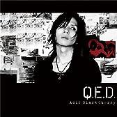 Q.E.D.【DVD[LIVE映像]】(ジャケットB)