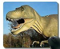 賭博のマウスパッドの習慣、ドラゴンの恐竜は長方形の賭博のマウスパッドを個人化しました