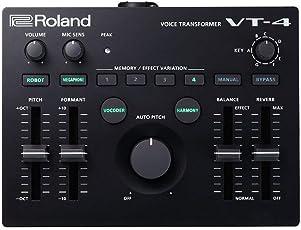Roland ローランド/VT-4 Voice Transformer ボイストランスフォーマー AIRA