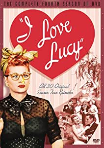 I Love Lucy: Complete Fourth Season [DVD] [Import]