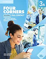 Four Corners Level 3A Full Contact with Self-study
