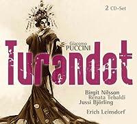 Puccini: Turandot by Birgit Nilson