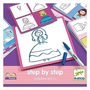 DJECO(ジェコ) 知育玩具 ステップバイステップ ジョセフィーヌ DJ08320