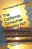 The California Consumer Privacy Act (CCPA) & NIST 800-171: The 2019 Guide for Business Owners ~SECOND EDITION
