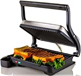 Best パニーニグリル - Ovente 2-slice Electric Panini Press Grill andグルメSandwich Maker Review