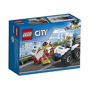 レゴ (LEGO) シティ ドロボウとポリス4WDバギー 60135