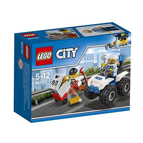 [해외]레고 (LEGO) 시티 도둑과 경찰 4WD 버기 60135/Lego (LEGO) City Drobe and Police 4 WD Buggy 60135