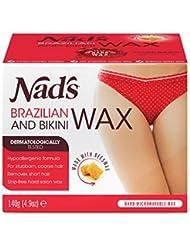 NAD'S ブラジリアンビキニ&ワックス4.9オズ(2パック) 2パック