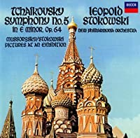 Tchaikovsky: Symphony No. 5/Mussorgsk by Leopold Stokowski (2008-10-08)