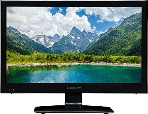 エスキュービズム 16V型 液晶 テレビ AT-16G01SR ハイビジョン 外付HDD録画対応  2017年モデル