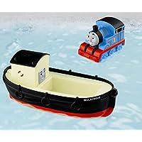 フィッシャープライス トーマスとお風呂で遊ぼう バルストロード 水の上でもスイスイ Fisher Price Thomas the Train Thomas Bulstrode Bath Buddies