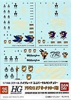 1/144 ガンダムデカール HGUCA.O.Z 用 (35)