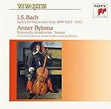 バッハ:無伴奏チェロ組曲(全6曲) 画像