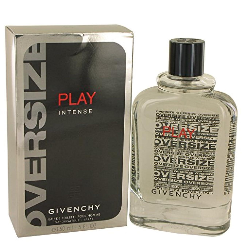 サワーより多いスタイルGivenchy Play Intense Eau De Toilette Spray By Givenchy