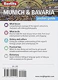 Berlitz Pocket Guide Munich & Bavaria (Travel Guide with Dictionary) (Berlitz Pocket Guides) 画像