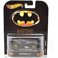 """MATTEL HOTWHEELS 1:64SCALE RETRO ENTERTAINMENT """"BATMAN"""" """"BAT MOBILE"""" マテル ホットウィール 1:64スケール レトロエンターテイメント「バットマン」 「バットモービル」"""