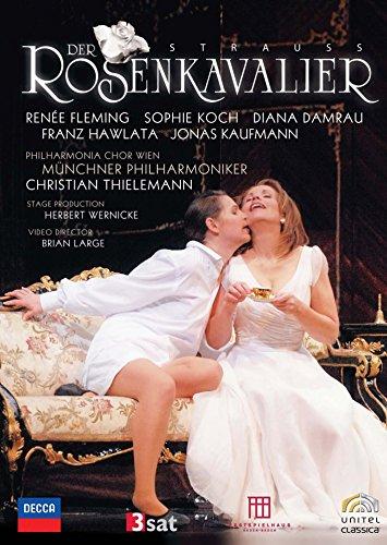 R.シュトラウス:楽劇《ばらの騎士》[DVD]