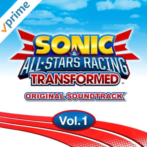 Sonic & All-Stars Racing Transformed Original Soundtrack Vol. 1