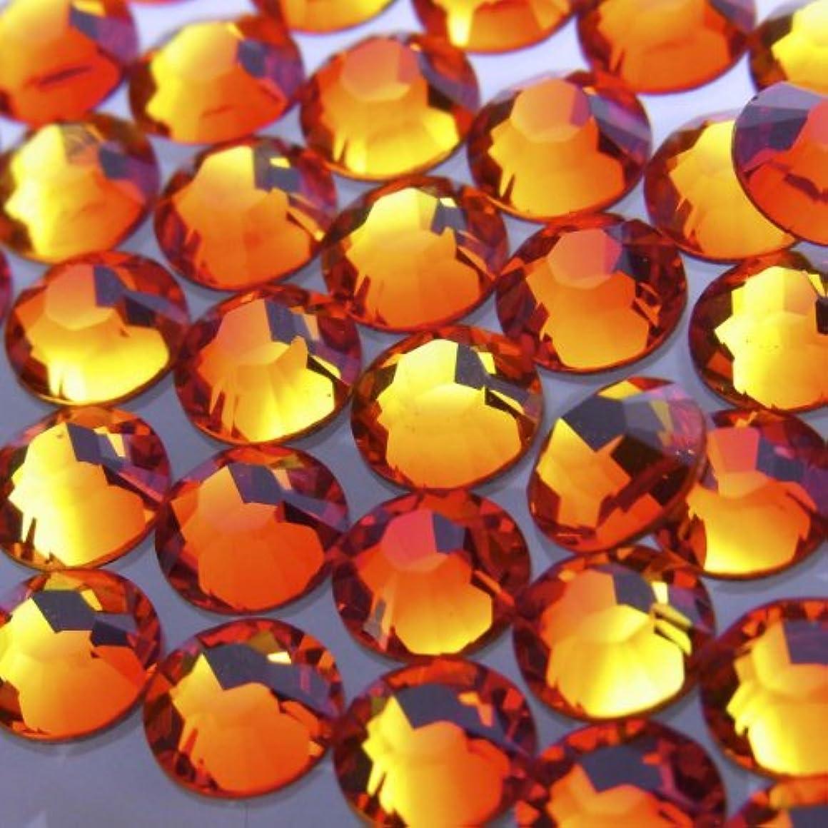 有名人回転するリアルHotfixファイヤーオパールss16(100粒入り)スワロフスキーラインストーンホットフィックス