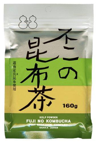 不二の昆布茶 160g