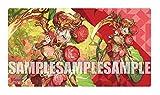 ファイターズ ラバープレイマット Vol.26 カードファイト!! ヴァンガード『ラナンキュラスの花乙女 アーシャ』