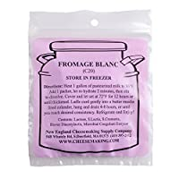Fromage Blanc C20 - 5 Packets by New England Cheesemaking Supply