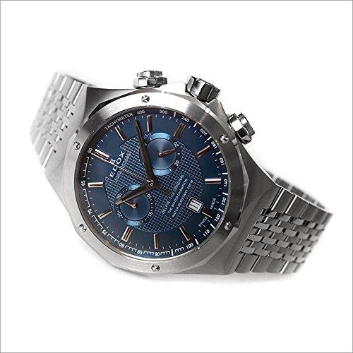 エドックス EDOX 腕時計 10108 3 BUIN デルフィン オリジナル クオーツクロノグラフ [並行輸入品]