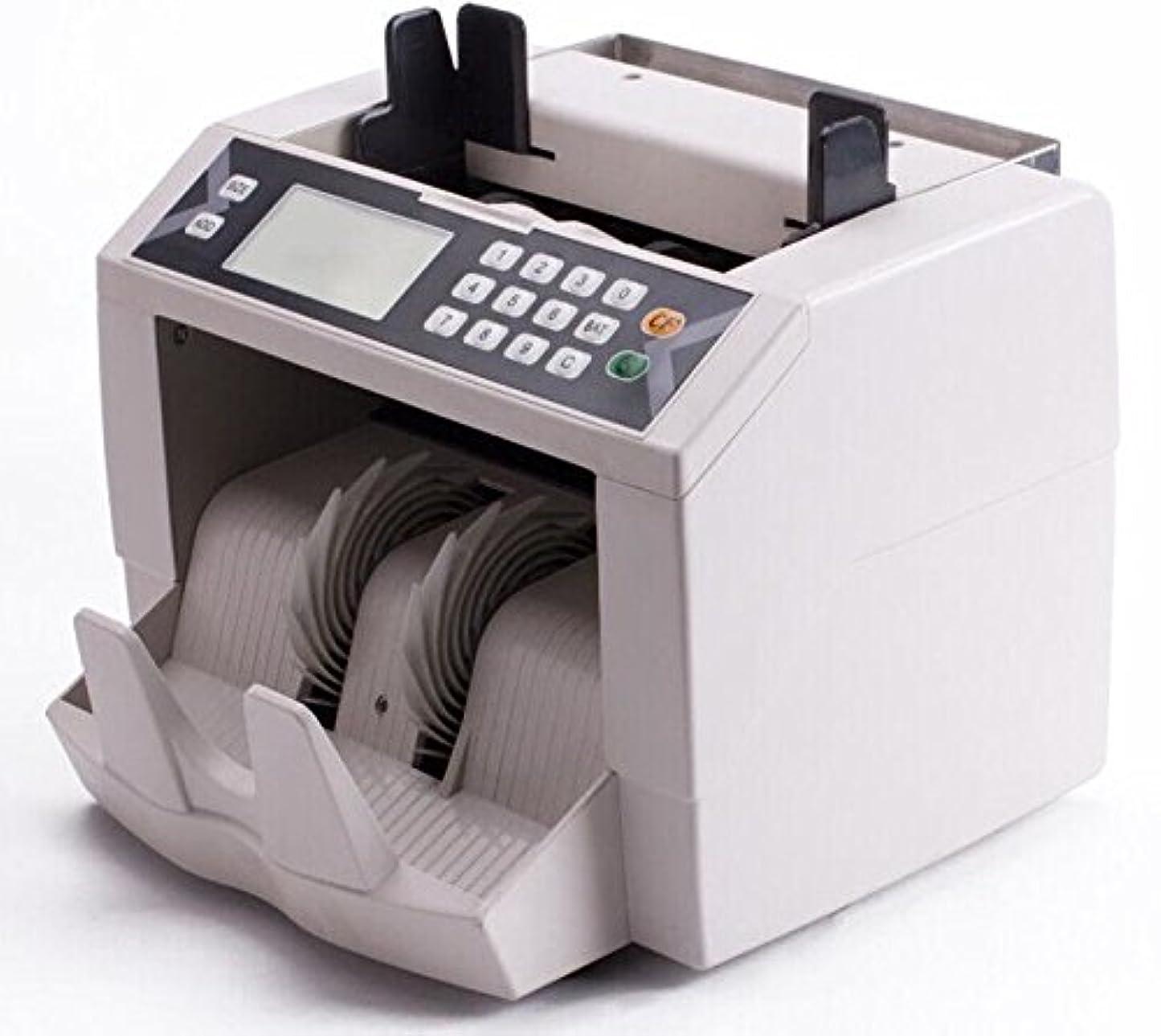 カエル乱雑なリファインK-301 Vertical Digital Money Counter LED Display EURO US DOLLAR Bill Cash Counting Machine (220V)
