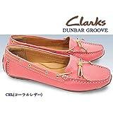 [クラークス] Clarks レディース モカシンパンプス ダンバーグローブ 614F ドライビングシューズ フラットソール 本革 レザー Dunbar Groove
