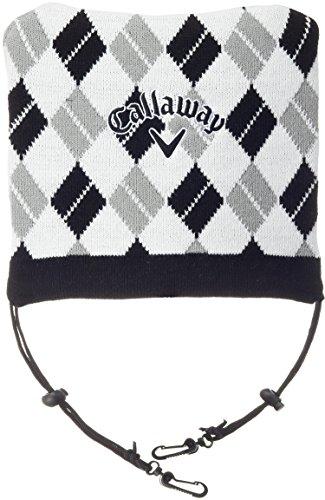 Callaway(キャロウェイ) ヘッドカバー Knit ヘッドカバー アイアン用 メンズ 5517087 ブラック