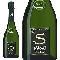 SALON サロン 1999 正規品 1本用木箱 シャンパン 辛口 白 750ml