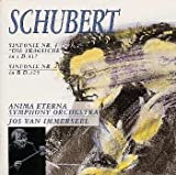シューベルト : 交響曲第2番&4番「悲劇的」