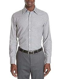 (カナーリ) CANALI メンズ トップス シャツ Regular Fit Check Dress Shirt [並行輸入品]