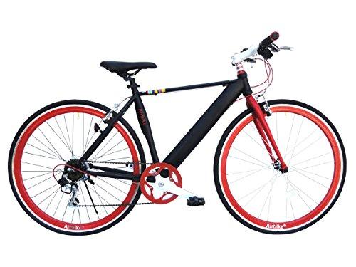 Airbike クロスバイク 700C 自転車 シマノ7段変速