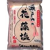 瀬戸内の花藻塩 500g