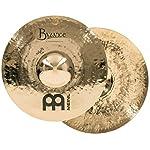 MEINL Cymbals マイネル Byzance Brilliant シリーズ ハイハットシンバル 14