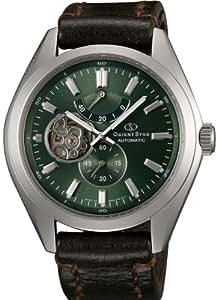 [オリエント]ORIENT 腕時計 ORIENTSTAR オリエントスター ソメスサドルモデル セミスケルトン 自動巻き (手巻き付) WZ0121DK メンズ