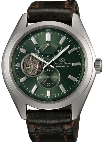 [オリエント]ORIENT 腕時計 ORIENTSTAR オリエントスター ソメスサドルモデル 機械式 自動巻(手巻付) WZ0121DK メンズ