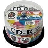 磁気研究所 音楽用CD-R 32倍速 50枚スピンドル HDCR80GMP50