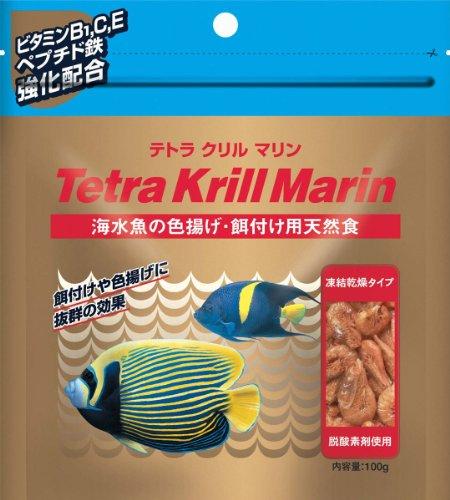 テトラ (Tetra) クリル マリン 100g