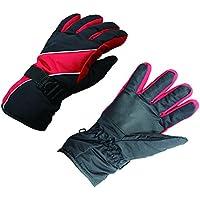 USuNO Thermal Insulated防風&防水冬スポーツグローブ – スキーグローブ – スノーボード手袋の冬アウトドアスポーツ。(Aペア)